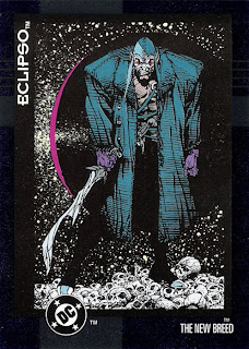 Bart Sears Cosmic Card - Eclipso