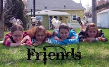 Missie and 3 school friends