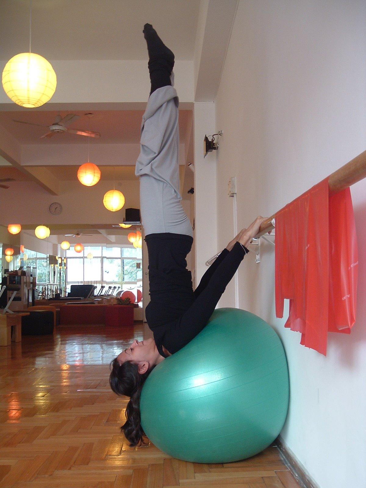 Pilates en casa mi forma de ver pilates - Espacio zen ...