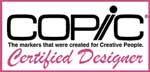 Copic Certified - March 2009