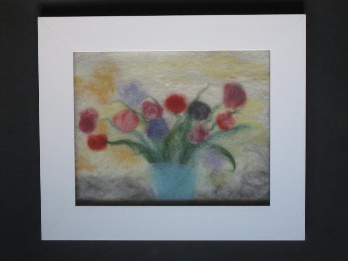 "Quadro ""Vaso de flores"""