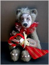 """Lou""primitive bear"