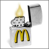 Chicken McButane