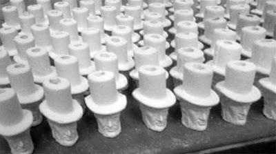 Porcelain Lincolns