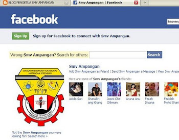 Facebook SMVAS !