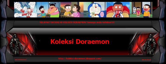 Koleksi Doraemon