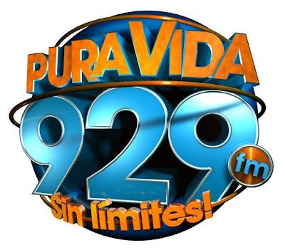 Escuchar Radio Pura Vida 92.9 FM Online