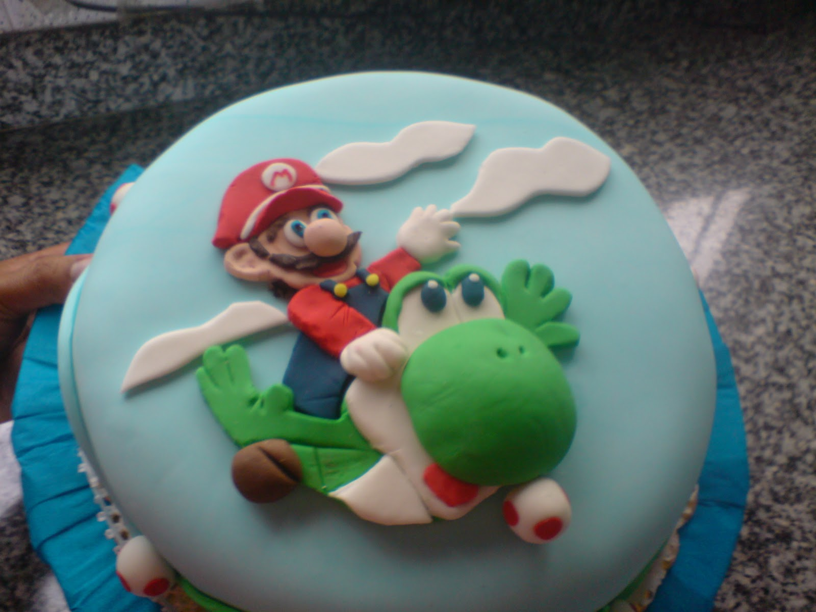 Fotos de tortas infantiles decoradas con caballos for Tortas decoradas infantiles