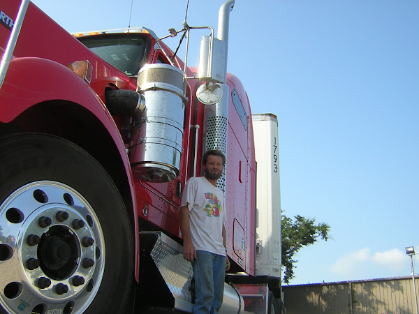 Trucker Danny...Knight of the Road