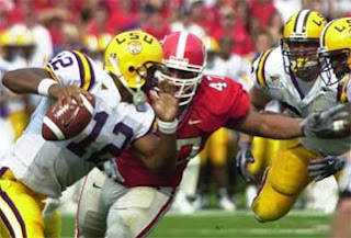 NCAA Football Betting – LSU/Alabama Pick