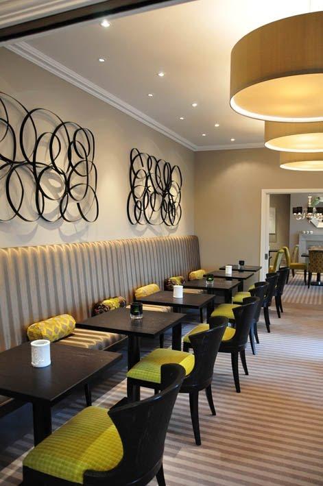 Decoração de interiores restaurantes busca decor