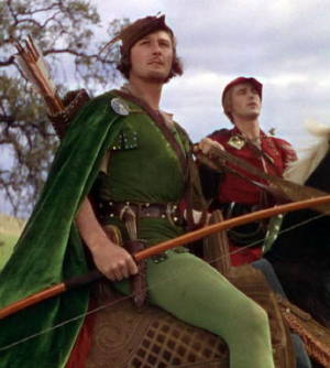 Robin Hood: when tough men were allowed to be good
