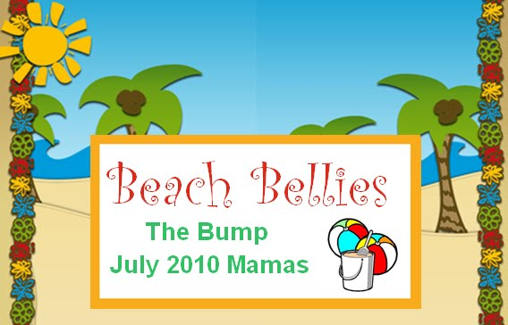 Beach Bellies - The Bump July Mama's