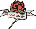 [oddmolly+logo]