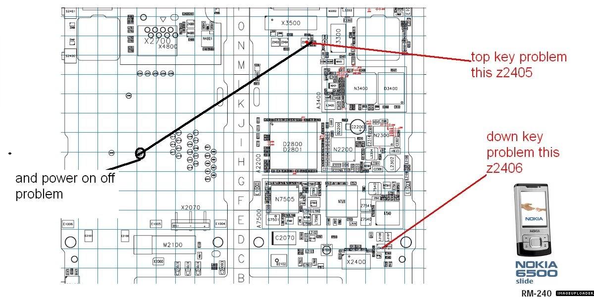 Nokia Repair | Schematic | Diagram