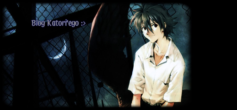 BLOG Katori'ego :>