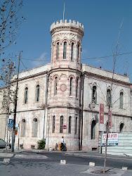 מרכז העיר, רחוב הנביאים...