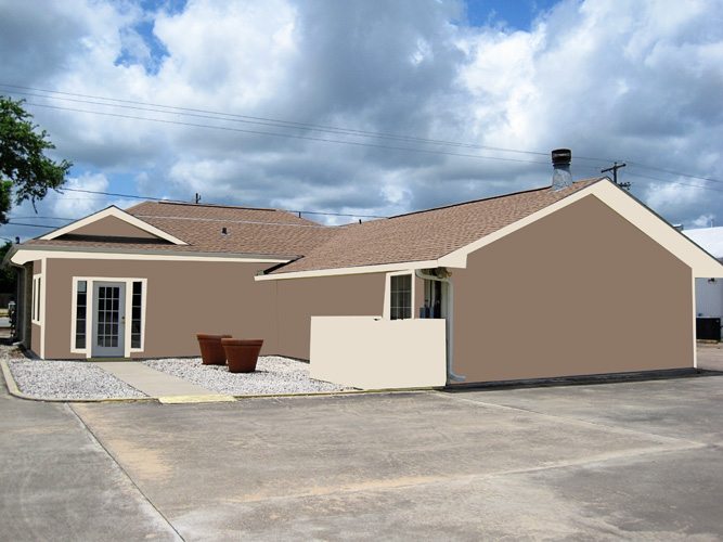 Ranch house designs blog new office remodel exterior - Ranch house exterior paint colors ...