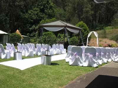 Gambar dekorasi pernikahan outdoor contoh dekorasi perkawinan outdoor