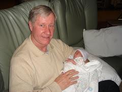 Grandpa Samuels & Gavin