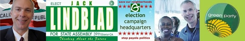 Elect Lindblad to California's 39th Assembly seat in 2012
