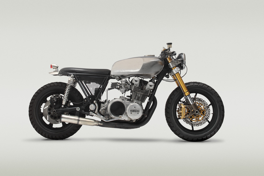 Badmotos  XS 750 cafe racer street fighter