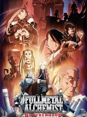 Arrestado por piratear anime en internet FullmetalAlchamistBrotherhood