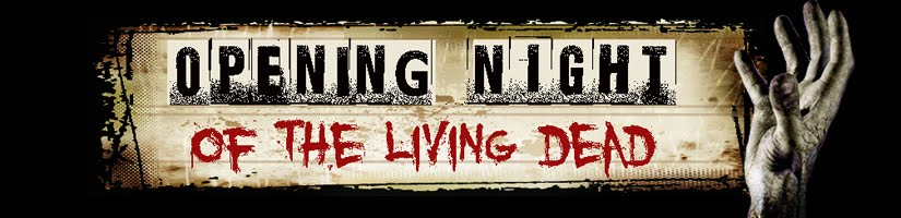 Opening Night of the Living Dead Zombie Movie