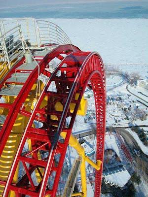 Roller Coaster Terkejam
