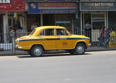 Unusual taxi around the world 10