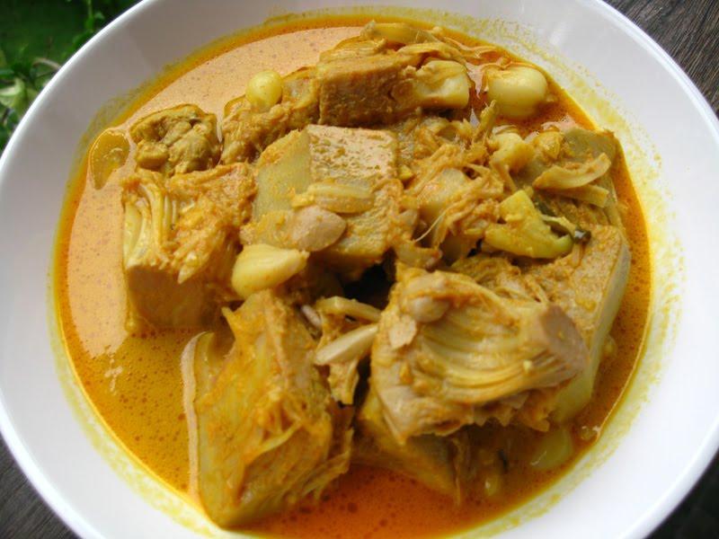 Resep Sayur Nangka Jawa