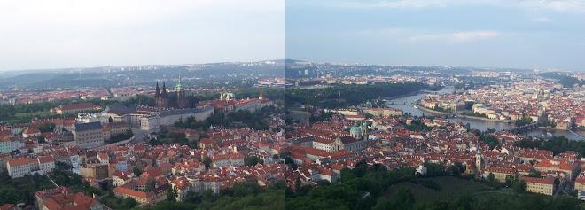 Praga panorámica