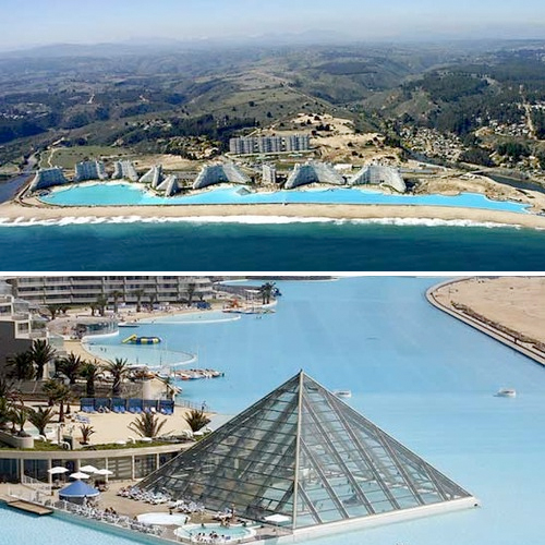 D Flawless The World 39 S Largest Pool Resort