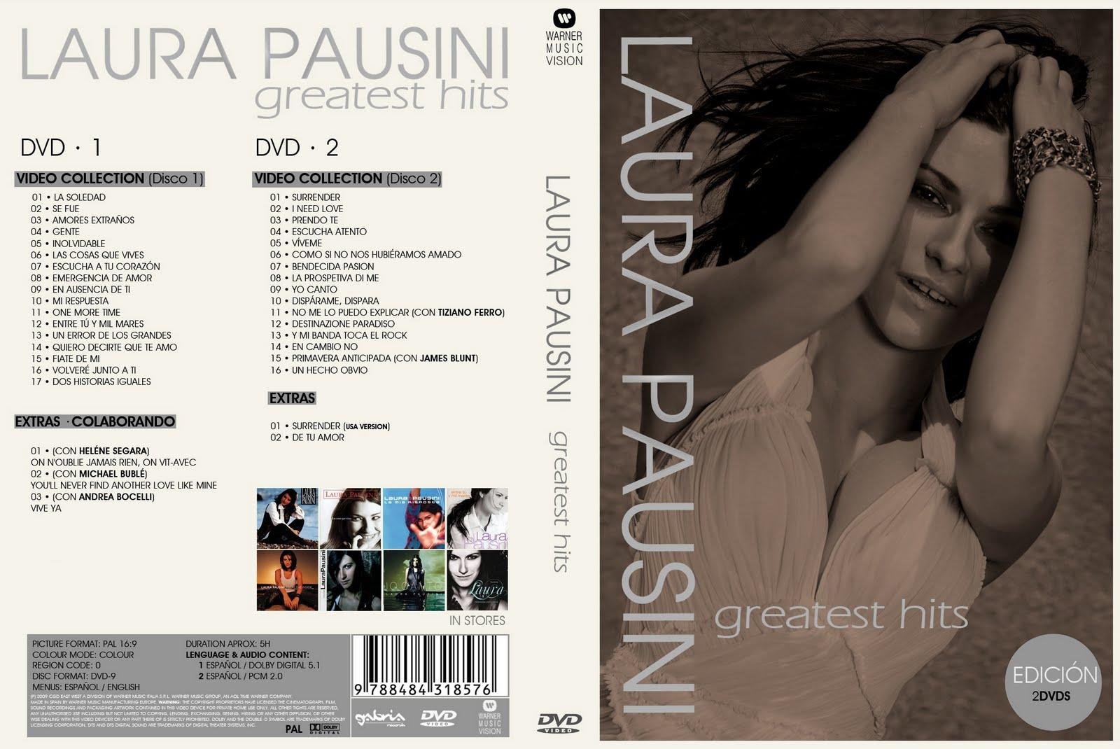 laura pausini best of