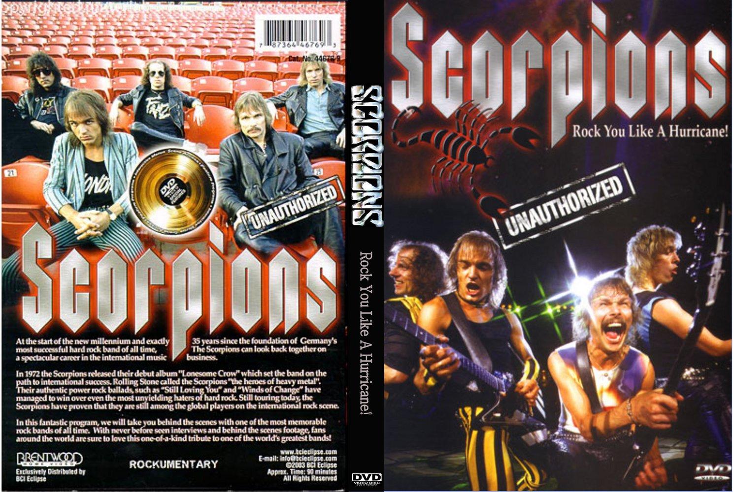 scorpions rock you hurricane lyrics