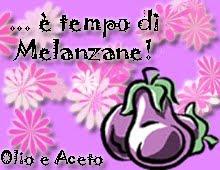"""La raccolta """"E' tempo di melanzane"""" di Fabiola-Olio e aceto"""