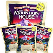 Mountian House Pouches