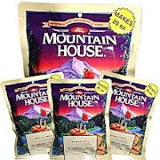 Mountian House Pouches