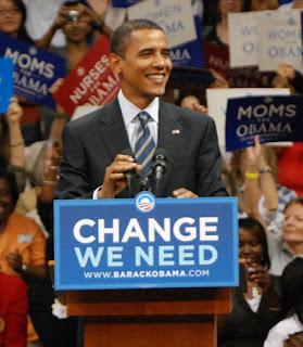 Barack Obama i njegov izuzetno motivišući slogan.