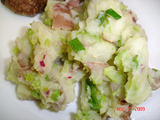 Krista Kooks: Baby Red Potato Salad
