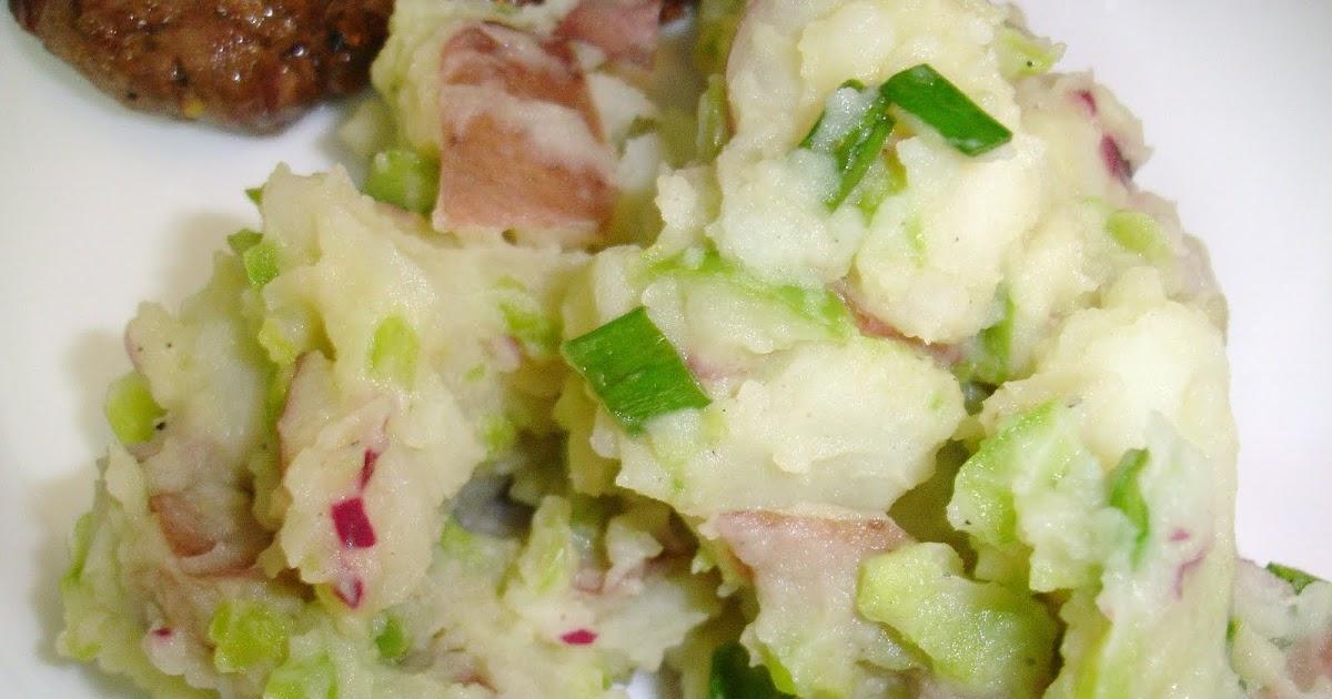 Krista Kooks: Baby Red Potato Salad