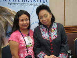 Pengusaha dan Pakar Kecantikan di Indonesia , Dr.Martha Tilaar