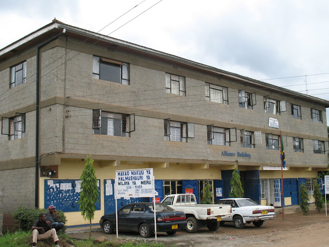 Meru District Council Headquarter