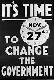 ACT NOW, THE TIME FOR CHANGE IS HERE