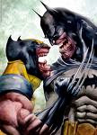 bat and wolverine