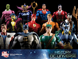 Figuras de la historia de DC