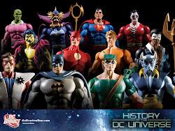 Figuras de la historia de DC