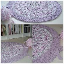 DIY hæklet tæppe