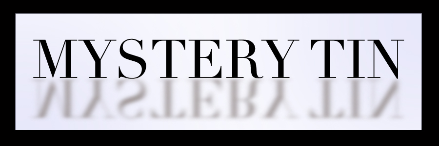 Mystery Tin