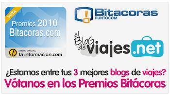 Bitácora Participativa obtiene el lugar # 22 en los Premios Bitacoras.com 2010 (10,500 blogs)